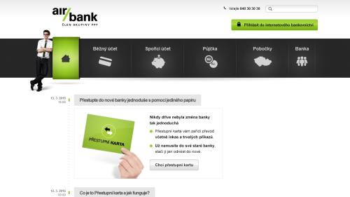 Airbank vám půjčí 5000 Kč